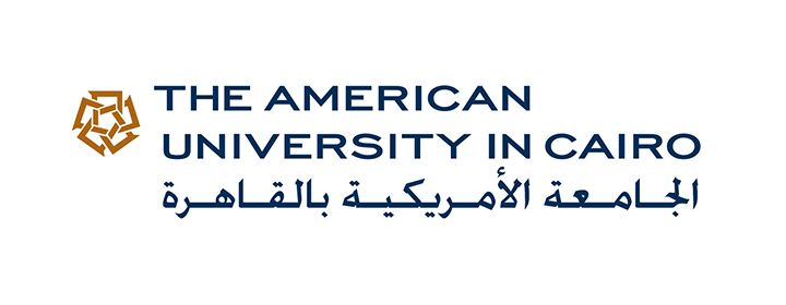 Logo of the American University in Cairo