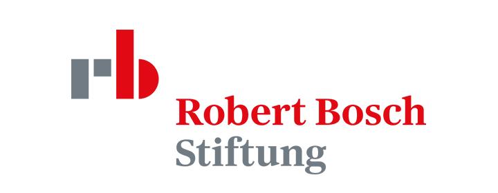 Robert Bosch Stiftung Logo