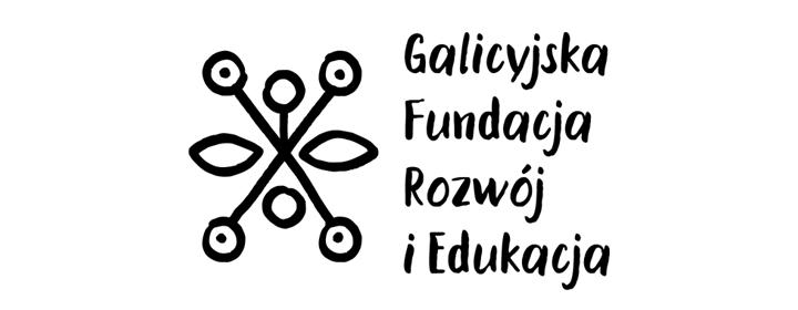 Logo of Galicyjska Fundacja Rozwój i Edukacja