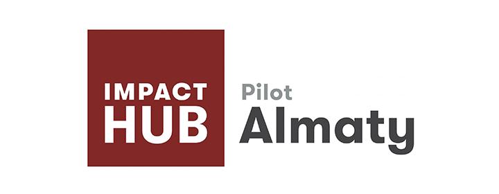 Logo of Impact Hub Almaty