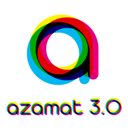 Logo of the program Azamat 3.0