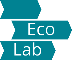 "Logo of the program ""EcoLab"""