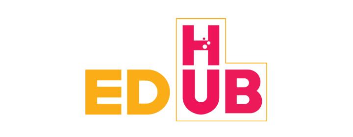 "Logo of the organization ""EduHub"""