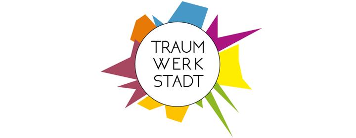 "Logo of the projekt ""Traumwerkstadt"""